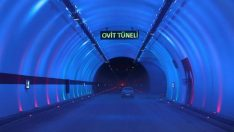Bakan Arslan Ovit Tüneli'nin Son Durumunu Açıkladı!