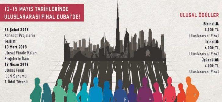 Dubai Kültür Köyü' Konulu 18. İzocam Öğrenci Yarışması Başladı