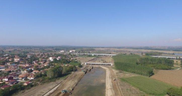 Kanal Edirne Taşkınlara Son Verecek!