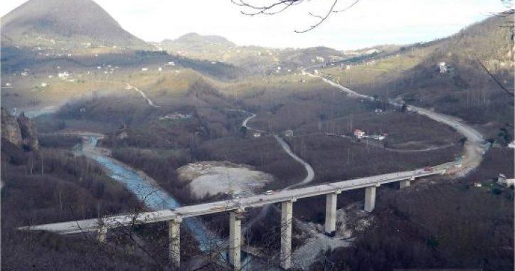Karadeniz-Akdeniz Yolu Projesi Tamamlanmak Üzere!