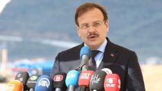 Başbakan Yardımcısı Çavuşoğlu: Gemlik Dönüştürülecek Ancak Kimsenin Evi Zorla Alınmayacak!