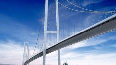 Çanakkale 1915 Köprüsü Projesi Son Sürat Devam Ediyor!