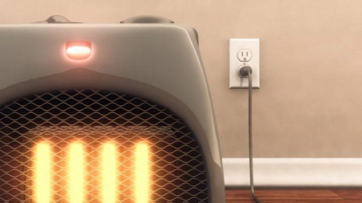 Elektrikli Isıtıcı İle Isınmak Daha Masraflı!