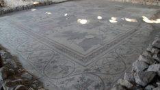 Germanicia Mozaikleri Dünya Turizmine Kazandırılıyor!