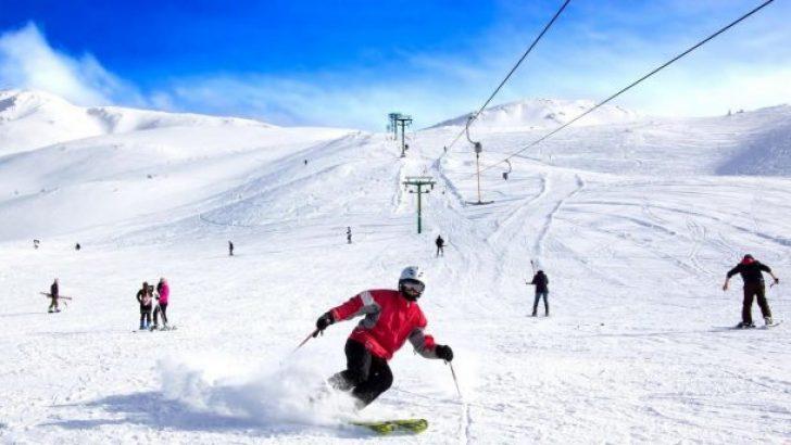 Hakkari'de Kış Sporları İçin Milyonluk Yatırım!