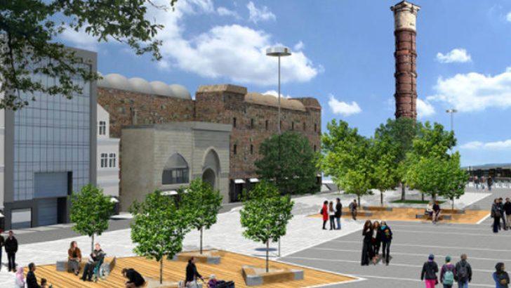 İste İstanbul'un Yeni Tarihi Meydanı!