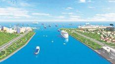 İşte Kanal İstanbul'un Rotası!