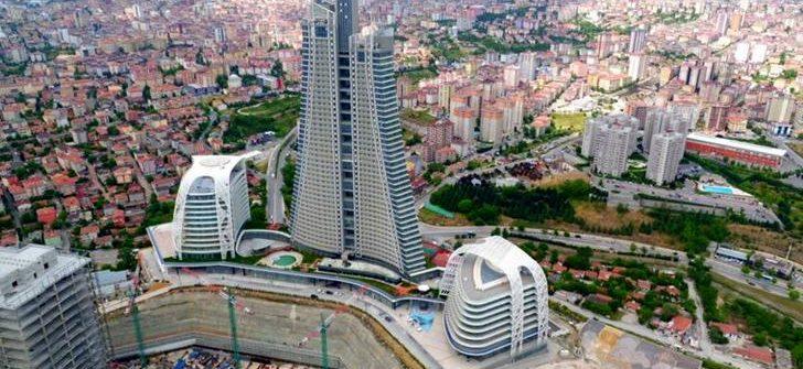 Sarp Group'tan Yeni Proje: Sarphan Finans Park!