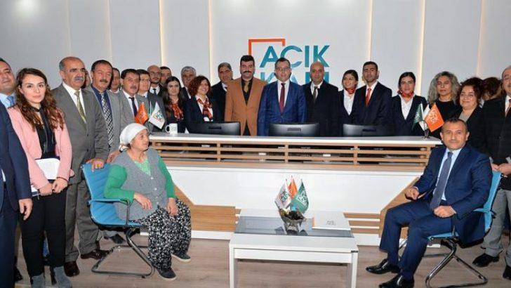 O Proje Tunceli'de de Hizmet Vermeye Başladı!