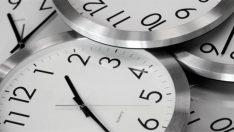 Yaz Saati Uygulamasının Kaldırılması Avrupa Parlamentosu'nda Kabul Edildi!