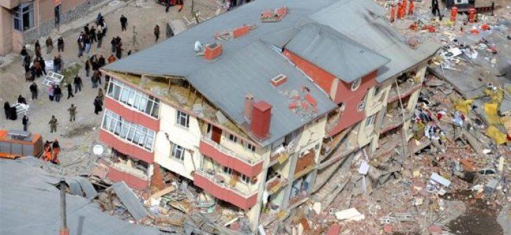 Ülkenin Deprem Haritası Yeniden Hazırlandı!