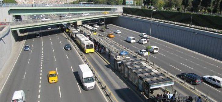 34AS Metrobüs Durakları, Saatleri ve Ücretleri