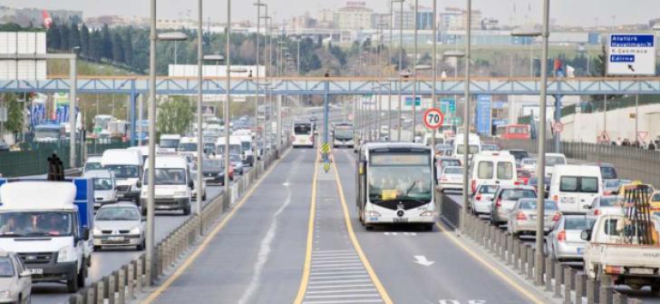 Metrobüs Saatleri –  Metrobüslerin İlk ve Son Hareket Saatleri (TÜMÜ)