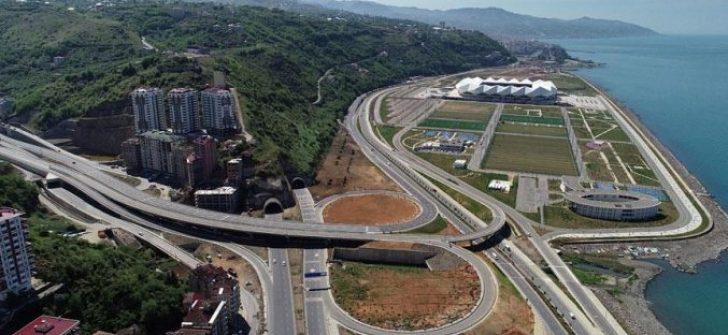 Trabzon Ulaşımı için Yapılan Harcama 9 Milyar Lira