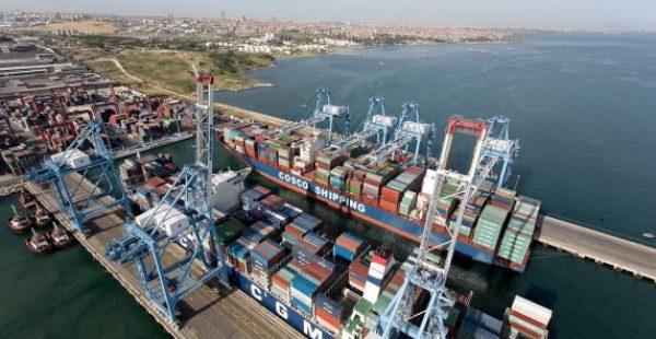 Uluslararası Rekabette Türkiye Limanları Ön Planda