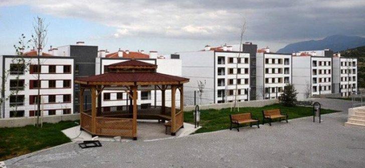 TOKİ'nin Manisa'daki Projesinde Konutlar Gelecek Ay Teslim Edilecek!