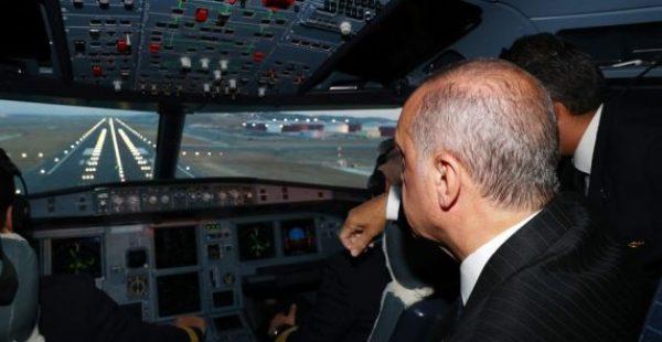 İstanbul 3. Havalimanı'nda İlk İniş Gerçekleştirildi!