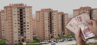 Konut Fiyatları TÜFE'ye Kadar Artış Gösterdi!