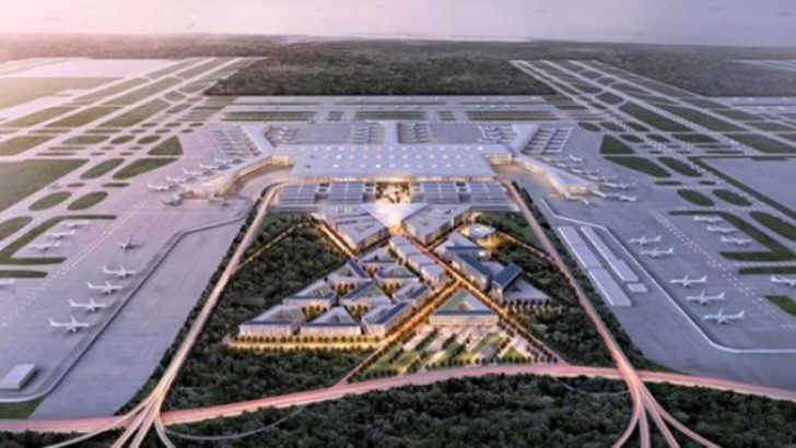 3. Havalimanı'na Giden Yollar Hazır Hale Getirildi!
