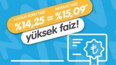 Temmuzun En Çok Kazandıranı Aktif Bank N Kolay Bono!