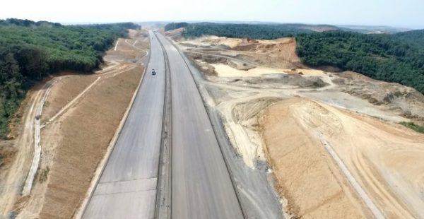 Kuzey Marmara Otoyolu'nda Çalışmalar Aralıksız Sürüyor!