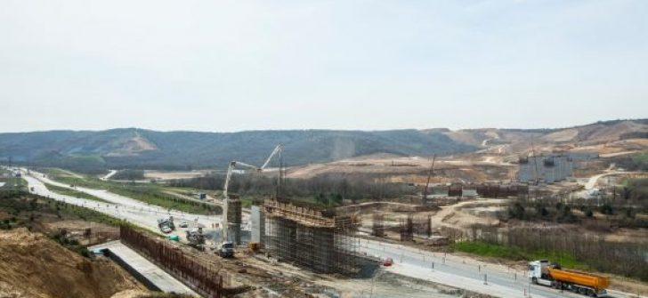 Kuzey Marmara Otoyolu'nda İki Güzergah Sene Sonunda Açılacak!