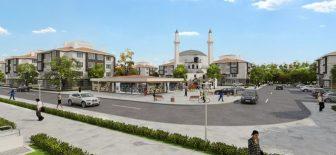 TOKİ'nin Antalya'daki O Projesi Mimari Tasarımıyla Dikkatleri Üzerine Topluyor!