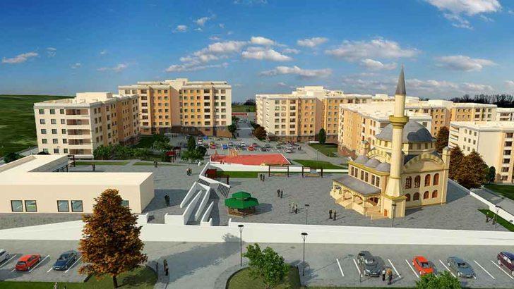 TOKİ'nin Şanlıurfa Maşuk'taki 1 ve 2'inci Etap Projeleri Satışa Sunuldu!