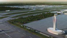 Yeni Havalimanı'nın İlk Fazının Açılmasına 4 Ay Kaldı!