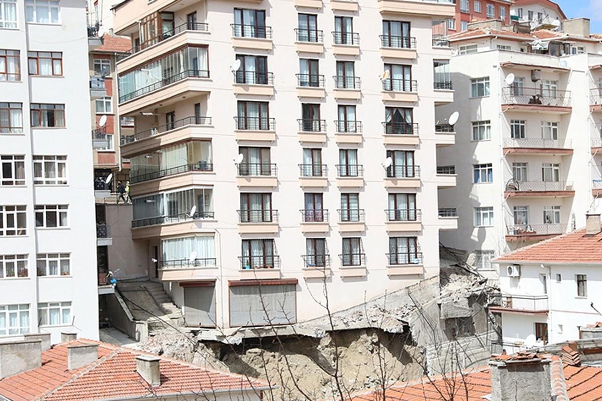 Deprem Sonrası Bina Kimlik Sistemi